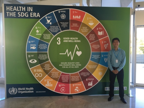 Health in the Sustainable Development Goals